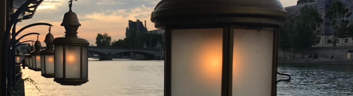 Being Veggie in Paris:Honeymooning!